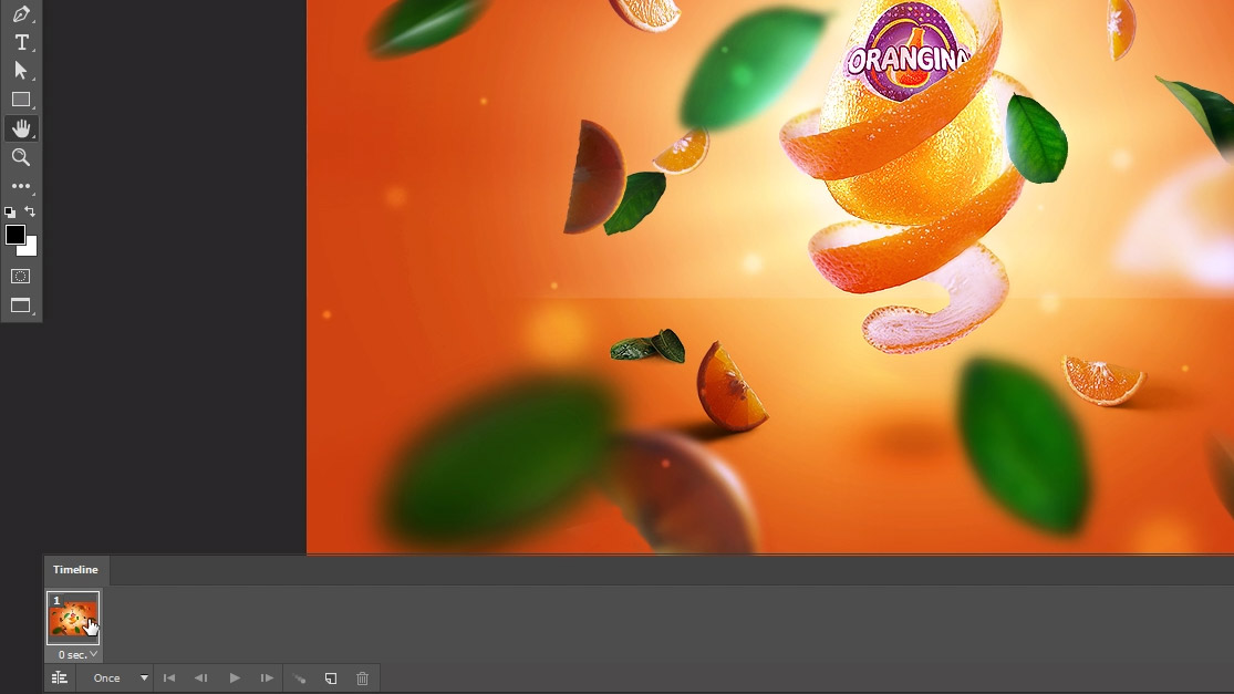 How to make a GIF animation in Photoshop